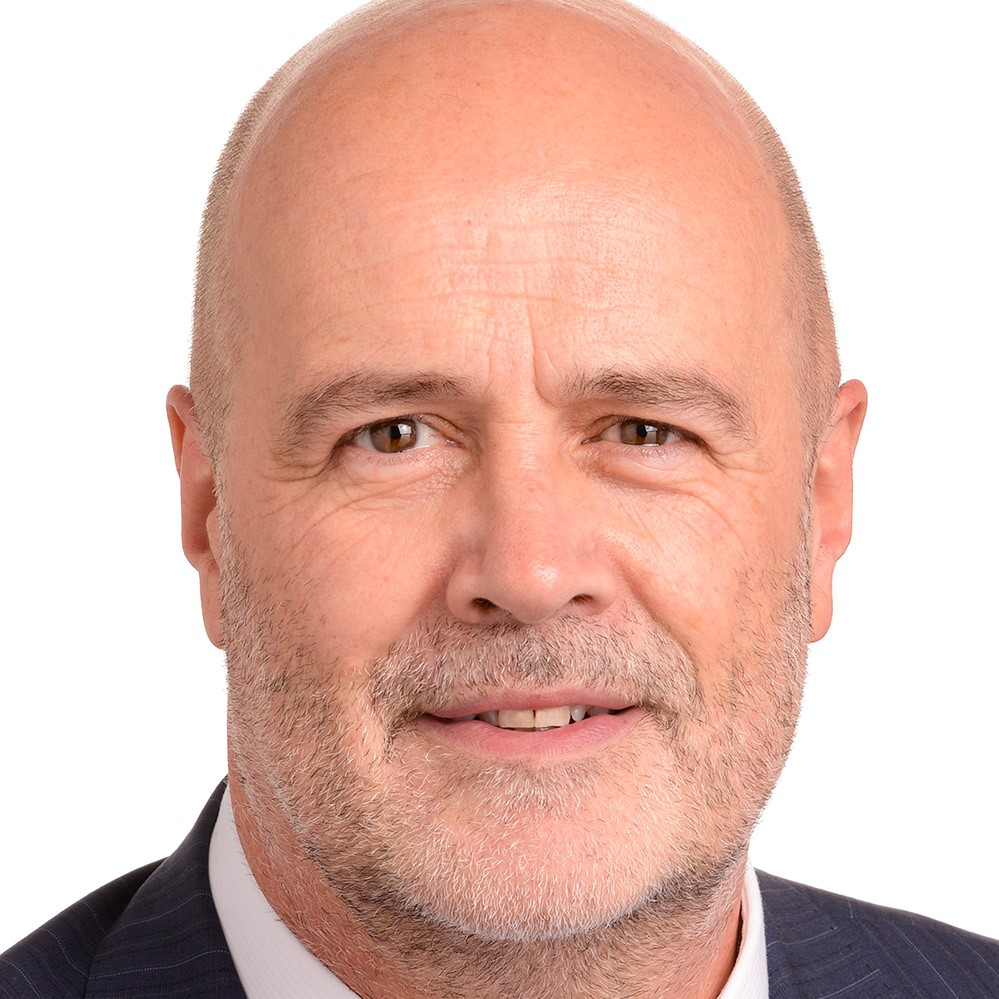 John HOWARTH official portrait - 9th Parliamentary term